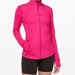 NWT Lululemon Define Jacket - Slimming and comfy